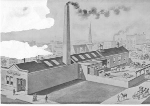 J. Widmeyer & Co. Horse Shoe Factory
